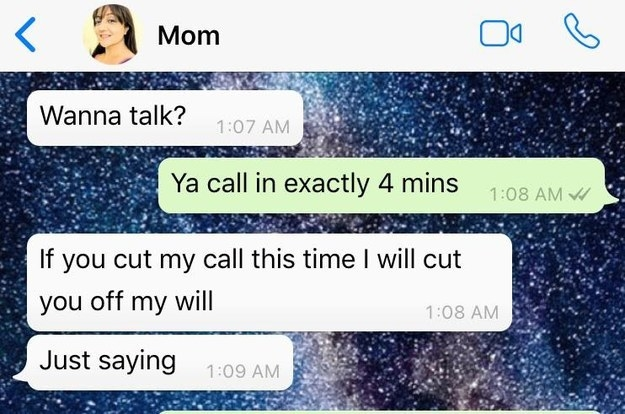 This mom who's not taking no for an answer: