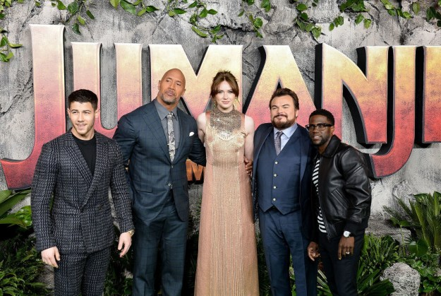 Jumanji: Welcome to the Jungle has been dominating at the box office for five weeks straight.