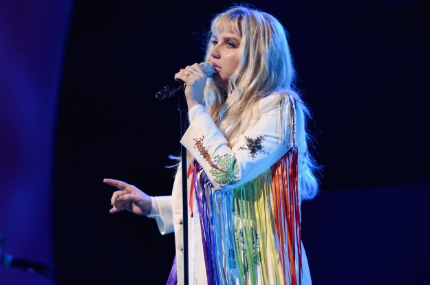 Kesha is set to take the stage at the Grammy Awards on Sunday, and she just shared a powerful message about how much the upcoming performance means to her.