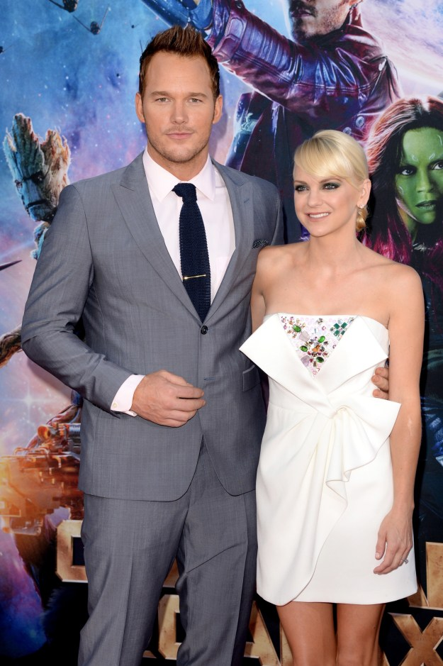 In case you don't remember, love officially died last summer after Anna Faris and Chris Pratt announced their separation.
