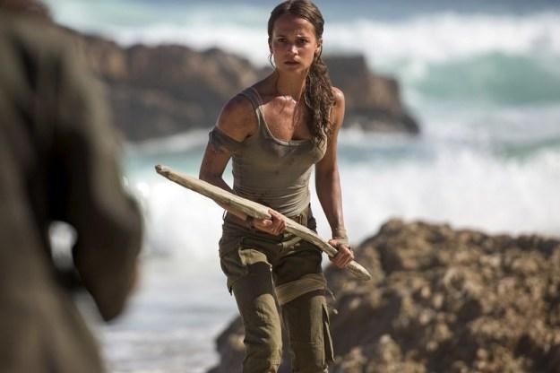 Tomb Raider, March 16