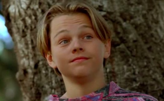 Leonardo DiCaprio played Josh, a youngster running away from terror in Critters 3 in 1991.