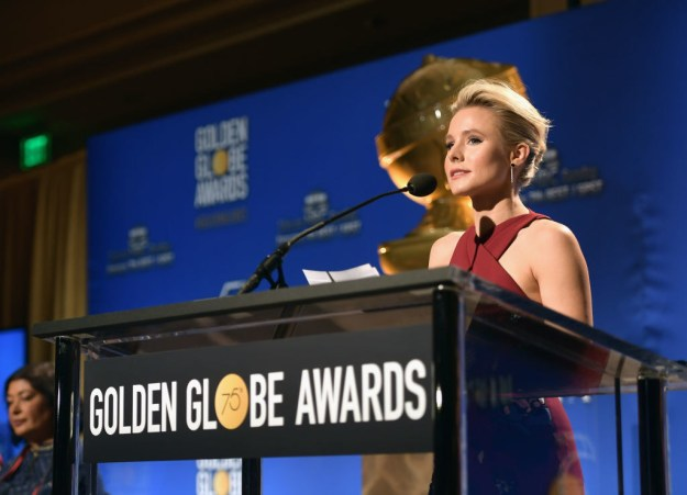 Ahh yes, it's that time of year again: time for the Golden Globes. Though you probably won't get to cast an official vote before the ceremony on Jan. 7, you can vote below and see how popular your TV and movie opinions are (or aren't) this year.