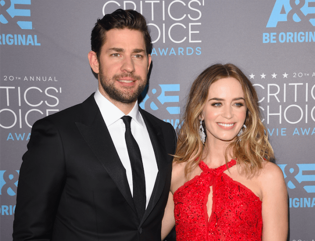 Everybody knows that Emily Blunt and John Krasinski are one of the world's most adorable couples.