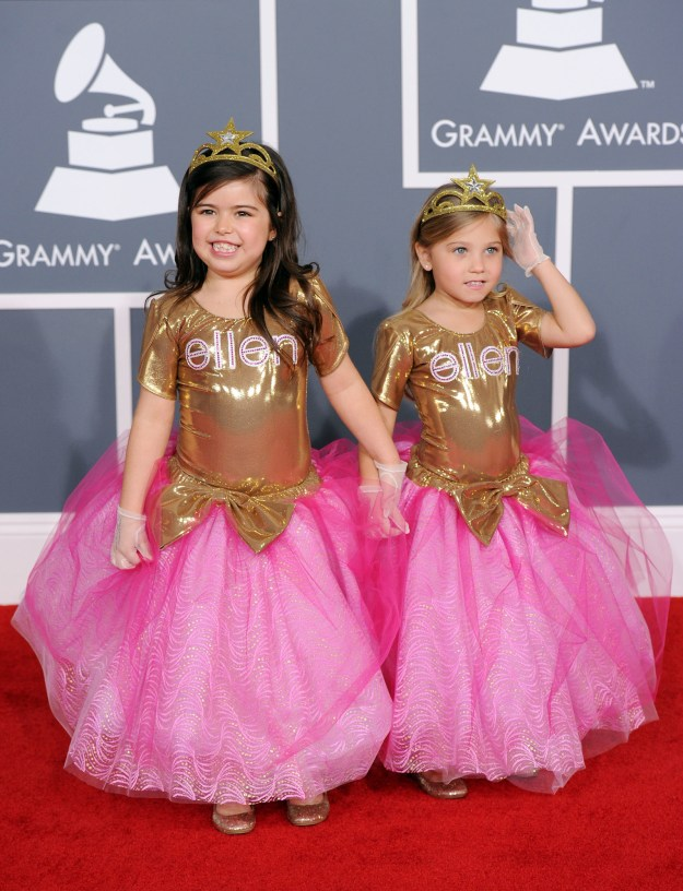 Let's go back to an ancient time: the year 2011. It was a simpler time — a time when we were first introduced to the dynamic tutu-wearing duo known as Sophia Grace and Rosie: