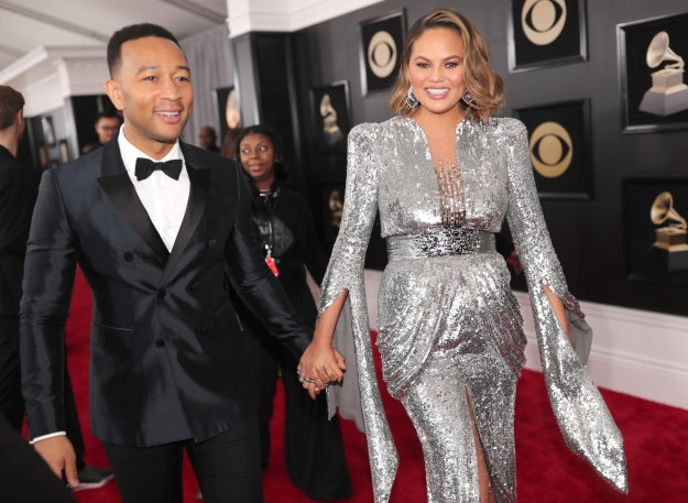 And you probably also know that the song was inspired by his amazing wife, Chrissy Teigen.