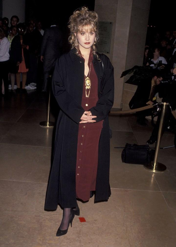 Christina Applegate — 1992