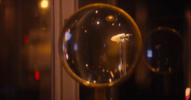 """Also an artificial bee from """"Hated In The Nation"""", from the third season."""