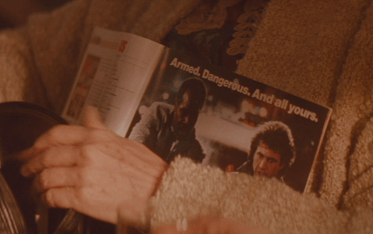 Die Hard 2 features a Lethal Weapon ad.