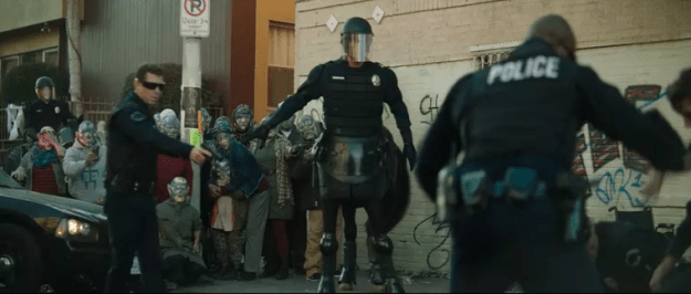 There's a centaur cop in Netflix's Bright.