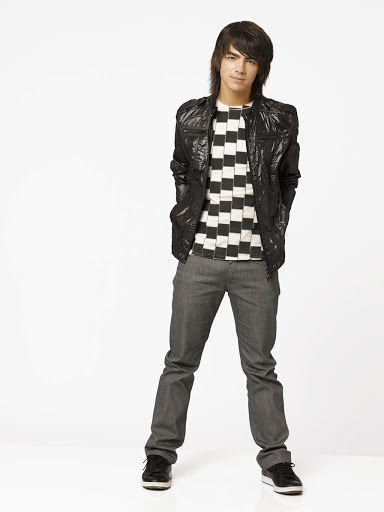 This is Shane Gray, Joe's character in the Disney Channel Original Movie Camp Rock.
