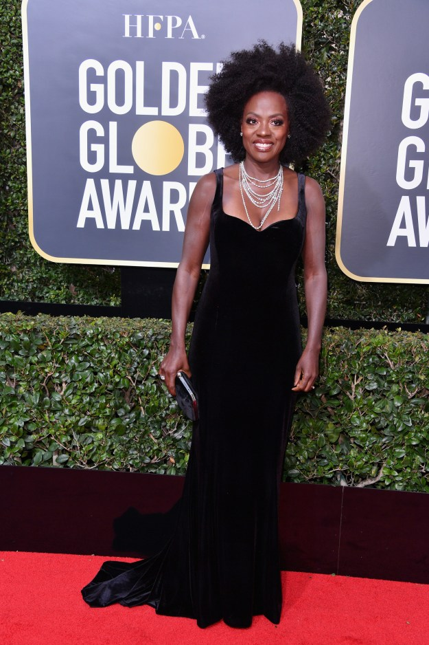 Imagine being able to say you owned the Brandon Maxwell gown Viola Davis wore? I MEAN IMAGINE IT.