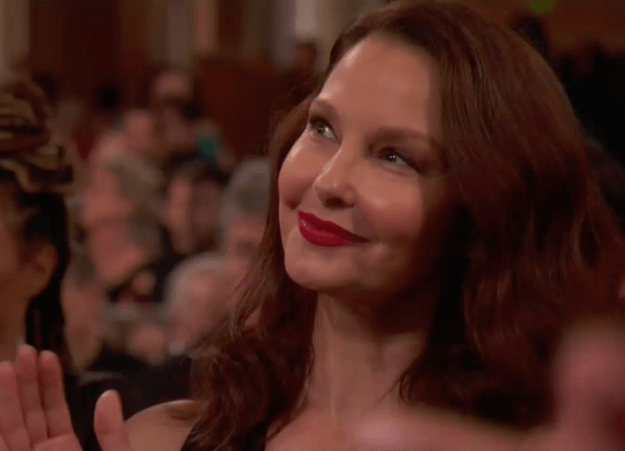 Ashley Judd:
