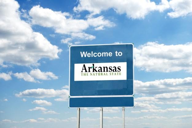 """Arkansas: """"up yonder"""""""