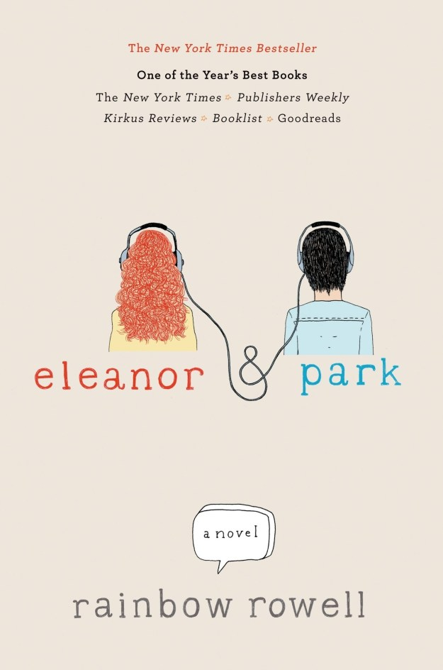 Eleanor and Park from Eleanor & Park by Rainbow Rowell