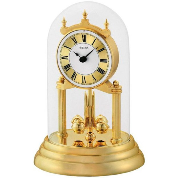 There was a fancy clock that you wanted to play with but feared you'd break.