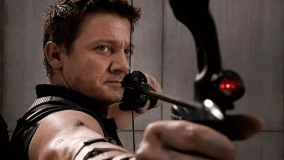 Jeremy Renner used to be a makeup artist.