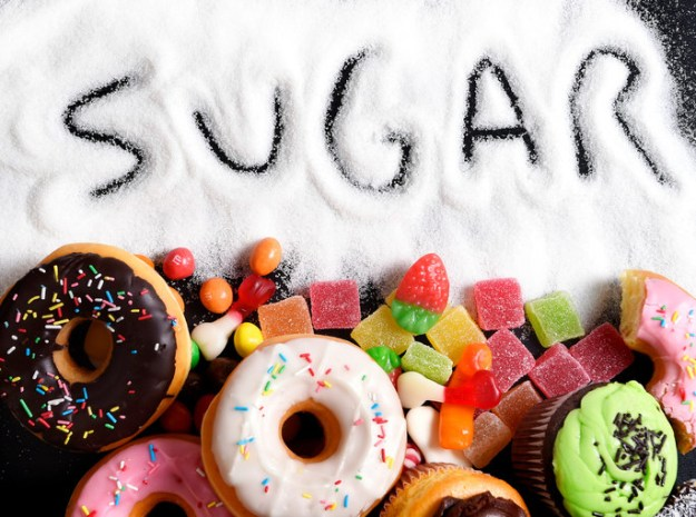Humans are born craving sugar.
