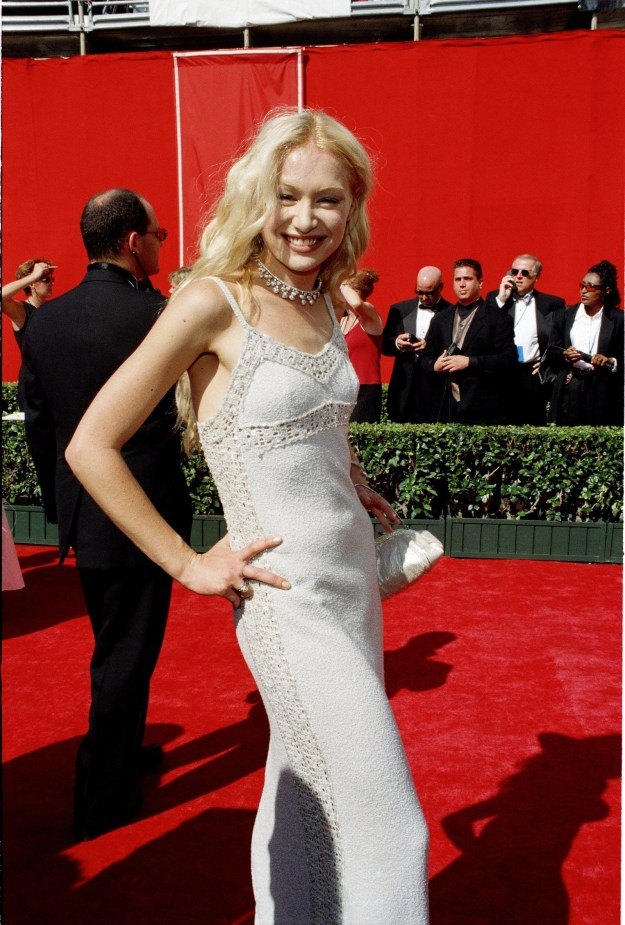 Portia De Rossi at the Emmys: