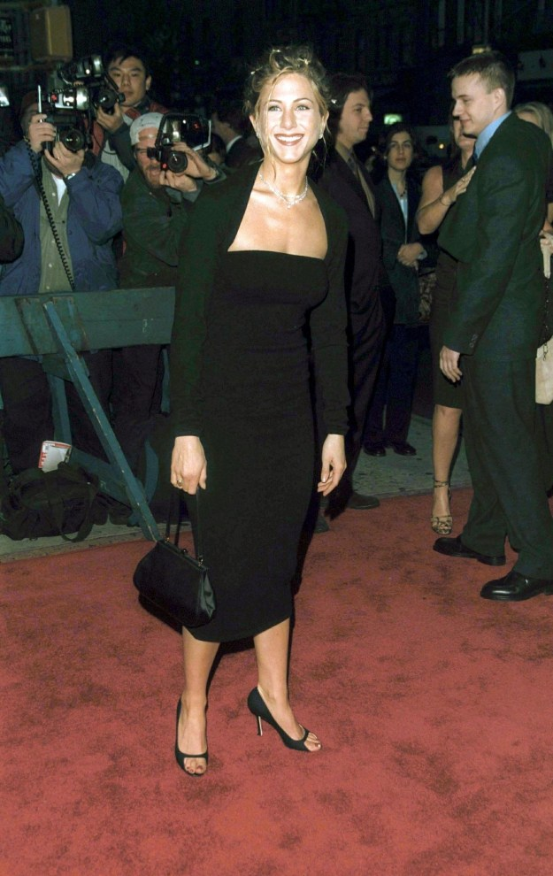 Jennifer Aniston at the Object of My Affection premiere: