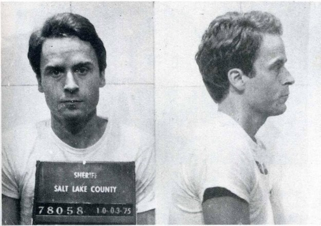 "Ted Bundy was a serial killer who also worked at a suicide hotline. A coworker once said, ""Ted Bundy took lives, but also saved lives."""