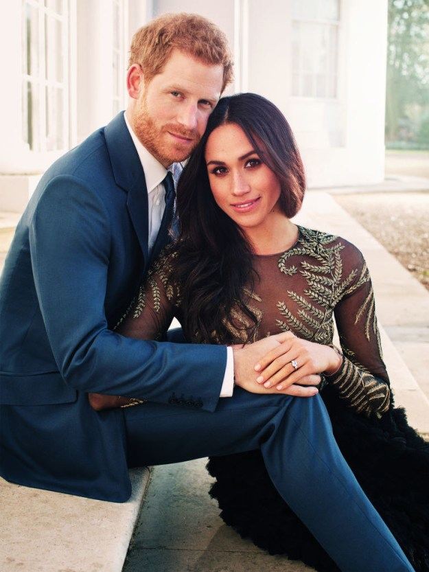 It's been less than three months since Prince Harry and Meghan Markle announced their engagement.