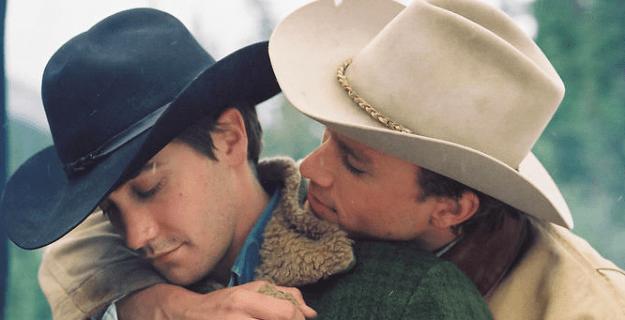 Jack and Ennis (Brokeback Mountain)