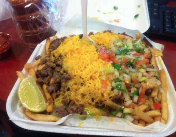 Arizona – Carne Asada Fries from Humberto's