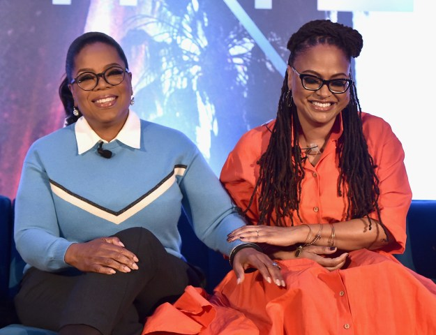 And guess what? According to Ava DuVernay, OPRAH IS AMAZING AT GIVING ADVICE.