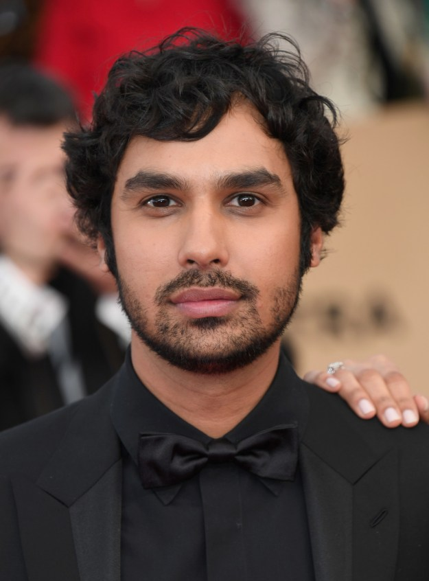 But he isn't the only South Asian actor dealing with this problem. Star of The Big Bang Theory, Kunal Nayyar, revealed he gets mistaken for Kumail Nanjiani...
