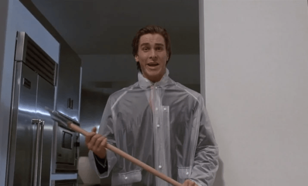 Speaking of...Christian Bale's character in American Psycho was also inspired by Tom Cruise.