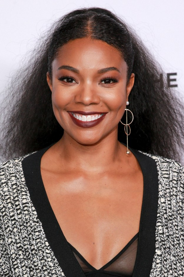Unless you've been living under a damn rock, you know Gabrielle Union — she's been a major TV and movie actress for 25 years, with notable roles in everything from Bring It On to Think Like a Man to BET's Being Mary Jane.