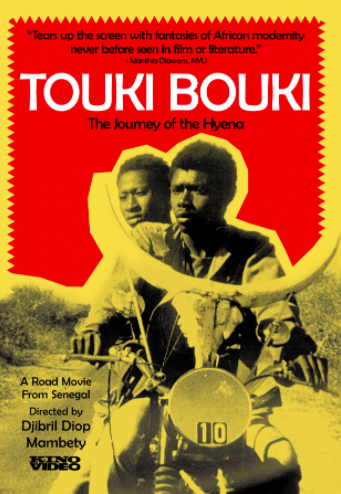 Considered a classic of African cinema, the Wolof-language film follows two lovers on a road trip — Mory, a charismatic herder who rides a motorbike mounted with cow horns, and Anta, an art student, who meet in Senegal's capital of Dakar. Harboring dream of riches and glory in Paris, they hatch various money-making schemes so they can travel abroad.