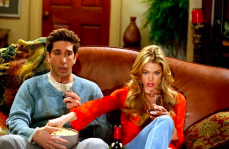 """How about when Ross tries to have sex with his FIRST COUSIN?!?! He's a garbage person anyway, but when that happened I saw that actually, he could get worse. – corgicrazyWhen Ross came on to his cousin, and his excuse was because he """"hadn't had sex in a long time."""" That shit was nasty.– c4eac6463b"""