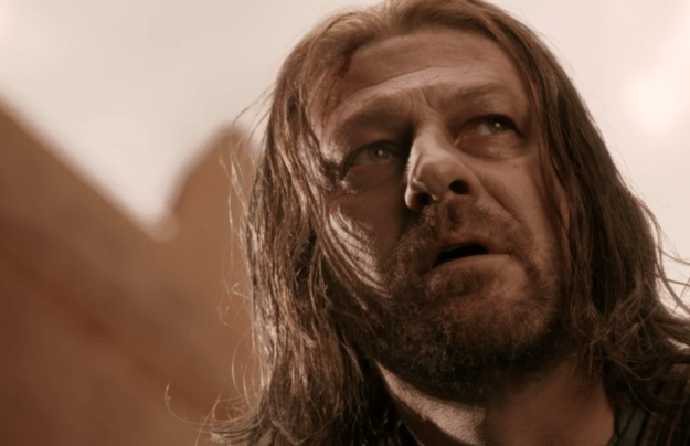 """Hey, Game of Thrones fans, let's take a moment and flash all the-fucking-way back to Season 1, shall we? Specifically to Episode 9, """"Baelor."""""""