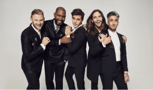 """Did you miss the initial Queer Eye cast reveal? It's worth revisiting, so take a look at """"Netflix Is Rebooting Queer Eye and the New Fab Five Are Gorgeous."""""""