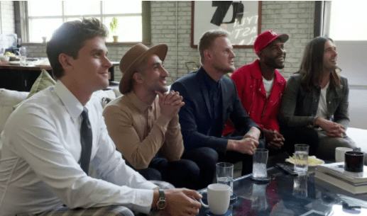 """Relive some of your favorite Queer Eye moments with """"The First Trailer for Queer Eye Is Here and Umm, Get Ready to Cry."""""""