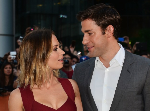 """And the pair didn't let their fame get in the way of their relationship, with John saying that they """"just looked at it as though we were two people who had fallen in love, rather than two Hollywood celebrities who'd met each other."""""""