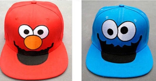 Kids who wore these hats? They're all in jail now: