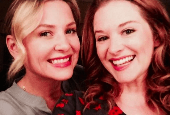 A few weeks ago, the news came out that Grey's Anatomy stars Jessica Capshaw and Sarah Drew would not be returning to the show after Season 14.