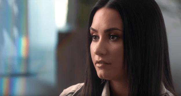 Demi got candid about her addictions last year in her documentary, Simply Complicated, and revealed for the first time that while she went to rehab for treatment in 2010, she ended up relapsing two years later.