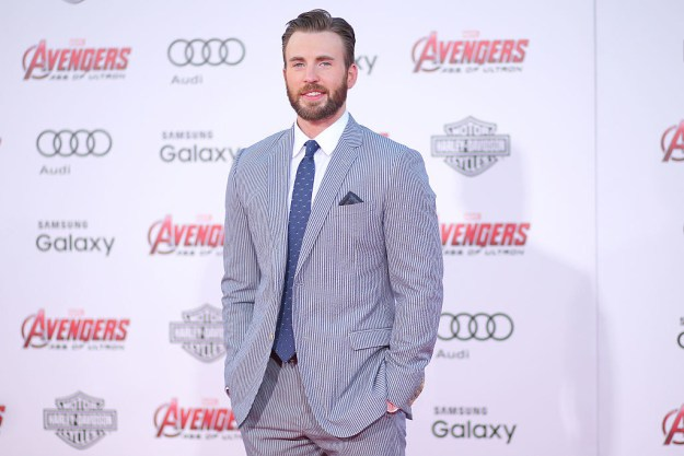 Everybody loves Chris Evans, right? He's a very solid Chris.