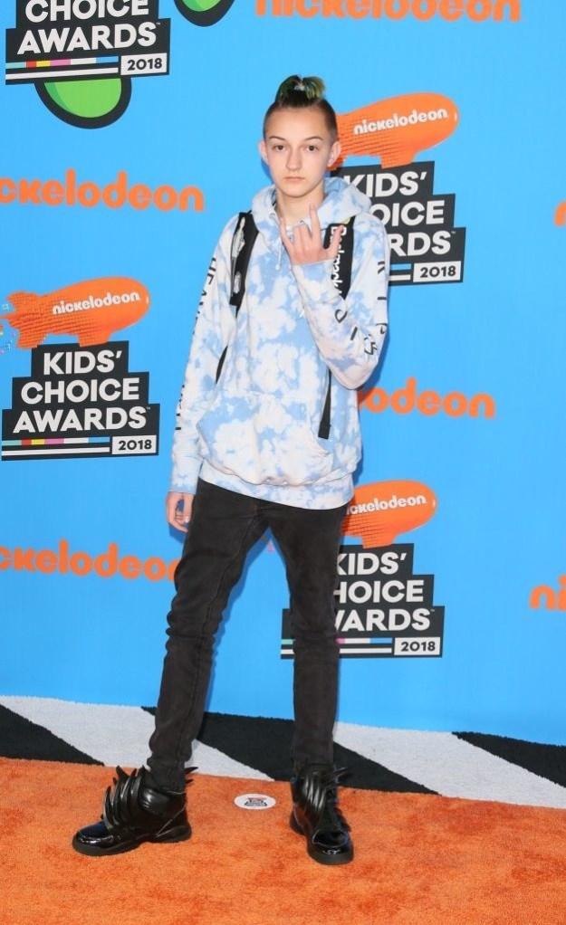 Russell Horning, aka Backpack Kid