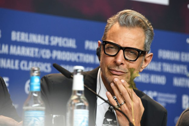 Jeffrey Lynn Goldblum was born on October 22, 1952. Now, if you don't have a calculator on hand, allow me to save you some precious time. By my calculations, that makes our beloved Jeffrey Lynn 65 years old.