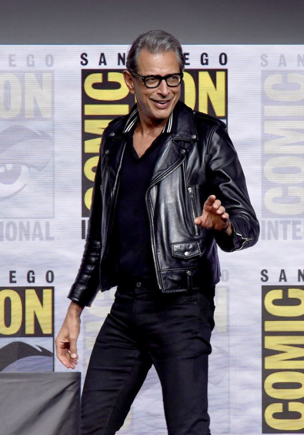 Hello and welcome. I am here today to blow your mind with some simple math. This is Jeffrey Lynn Goldblum, who you probably know simply as Jeff Goldblum, Hottest And Most Charming Man Alive: