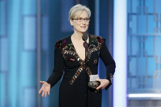 COOL: Meryl Streep