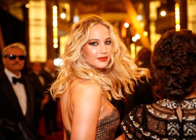 COOL: Jennifer Lawrence
