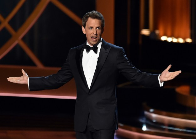 COOL: Seth Meyers
