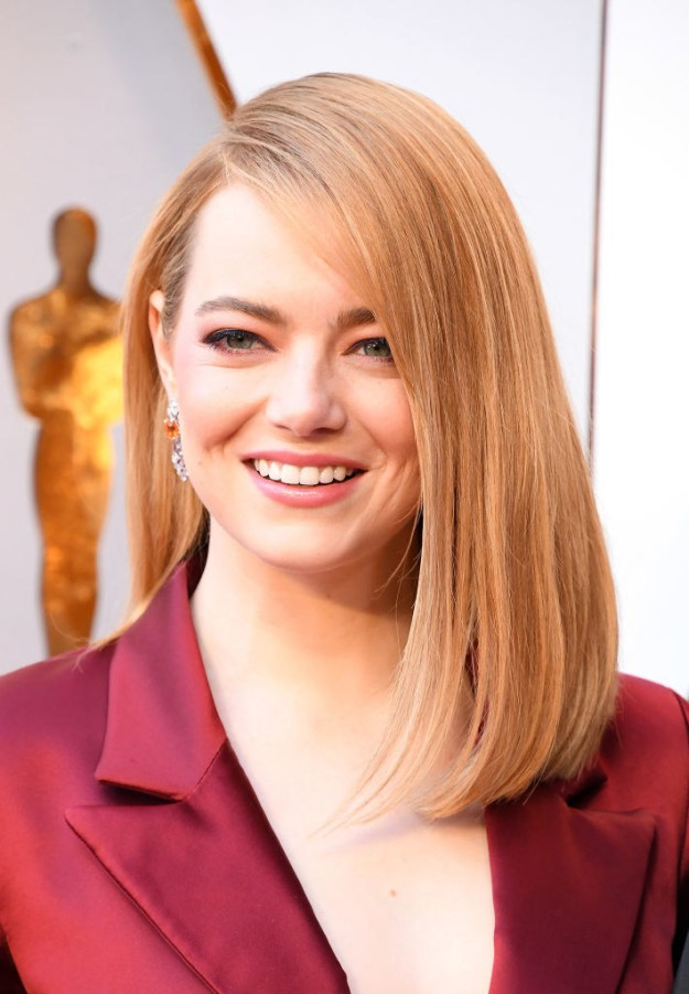 Now please excuse me while I go pray to my red carpet god, Emma Stone.