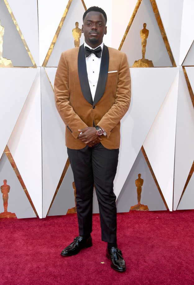 And Daniel Kaluuya was there too, looking more handsome than ever!